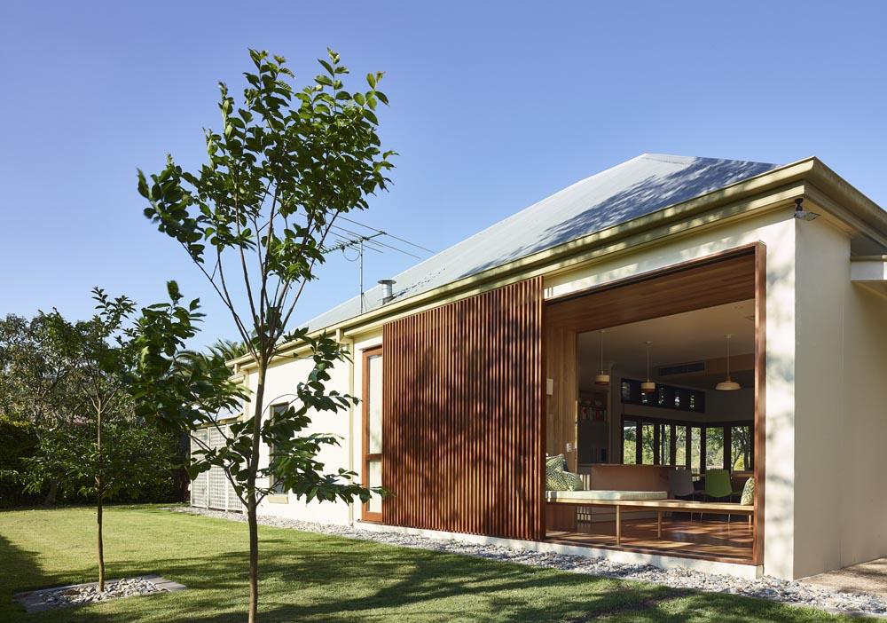 Chapel Hill House by Arcke